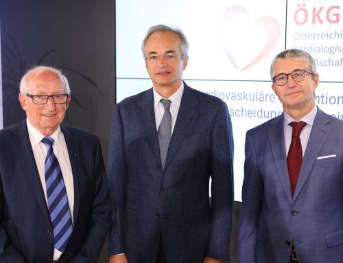 ÖKG zum Weltherztag am 29. September: Rauchen, Diabetes, Bluthochdruck und Cholesterin bleiben Top-Risikofaktoren