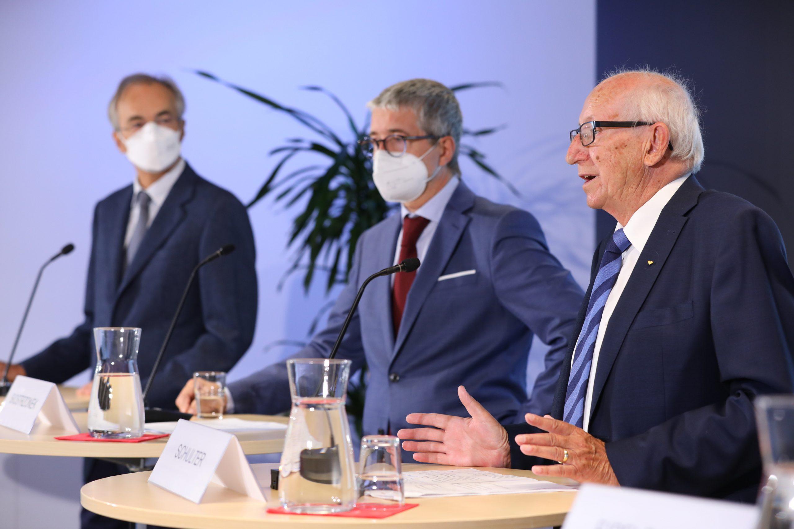 Helmut Schulter, Bundesgeschäftsführer des Österreichischen Herzverbands