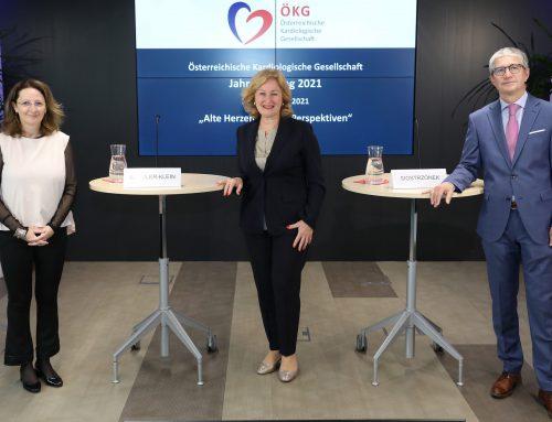 ÖKG setzt mit Kardio-Onkologie, Digital Health und Herzmedizin im Alter auf kardiologische Zukunftsthemen